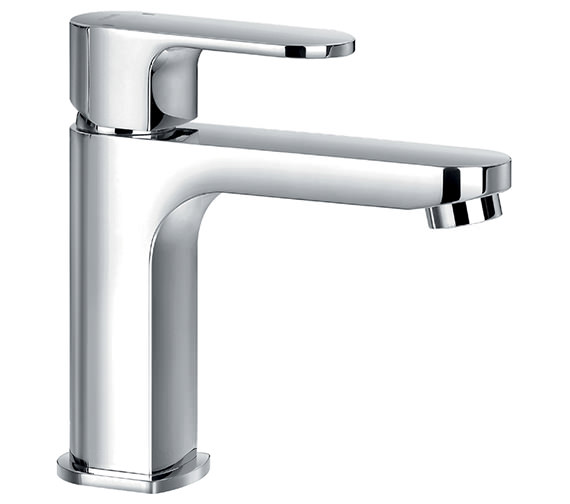 Additional image of Flova Smart 147mm High Basin Mixer Tap With Clicker Waste