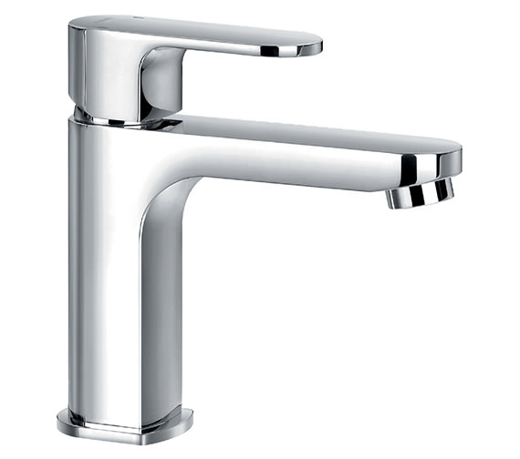 Flova Smart 147mm High Basin Mixer Tap With Clicker Waste