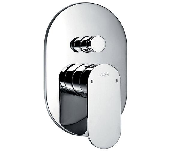 Flova Smart Concealed Manual Shower Valve With 2 Way Diverter