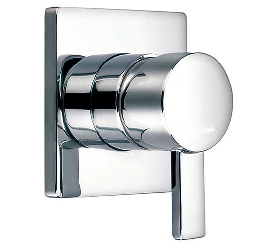 Flova Str8 Concealed Manual Shower Valve With Dual Outlet