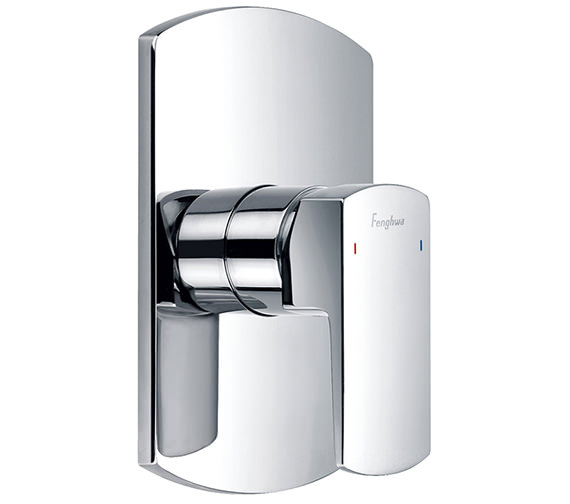 Flova Dekka Concealed Manual Shower Valve - DESHVO