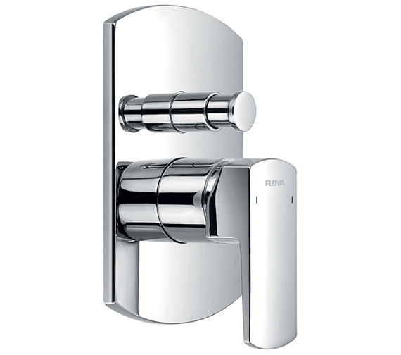 Flova Dekka Concealed Manual Shower Valve With 2 Way Diverter
