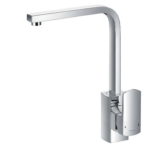 Flova Dekka Single Lever Kitchen Sink Mixer Tap - DEKITCH