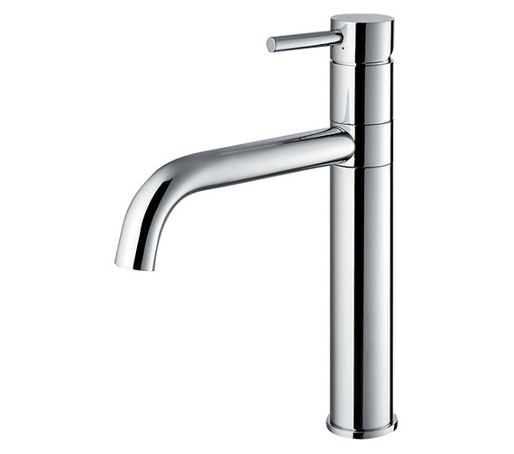 Flova Levo Swivel Spout Single Lever Kitchen Sink Mixer Tap