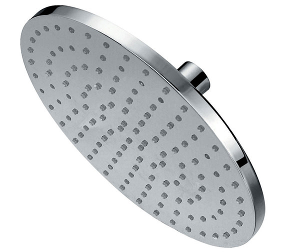 Flova Design Brass Round Air Mixed Rainshower Head 200mm