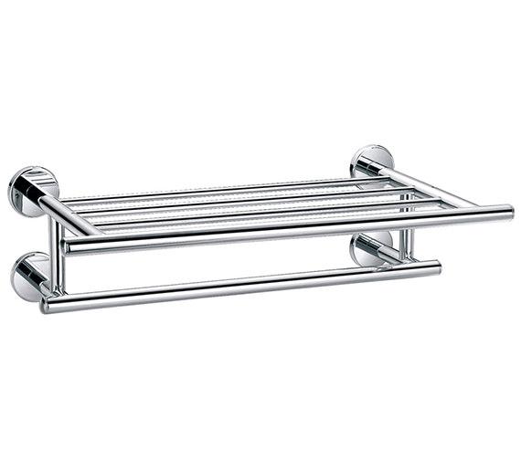 Flova Coco Quad Bar Tiered Towel Rail 540mm - CO8906-17