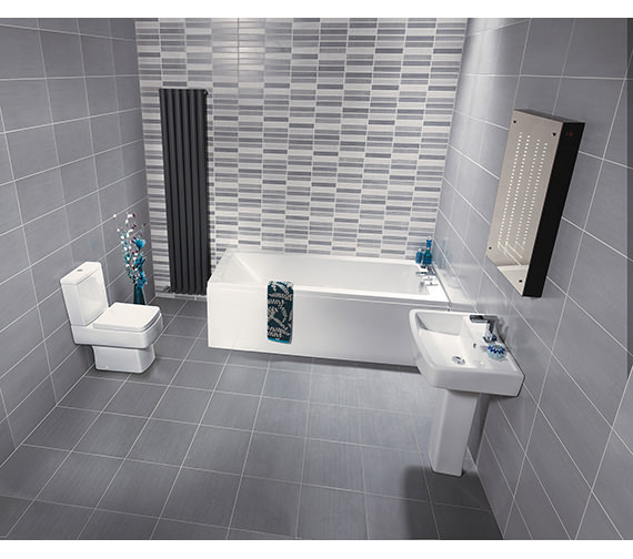Beo Jewel Bathroom Suite