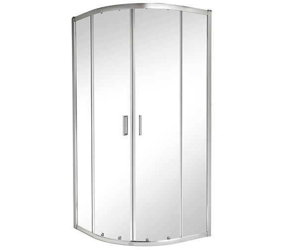 Twyford ES200 Top-Quality Quadrant Shower Enclosure 900 x 900mm - ES25700CP