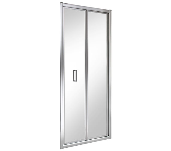 Twyford ES200 Bi-Fold Shower Enclosure Door 760mm - ES23200CP