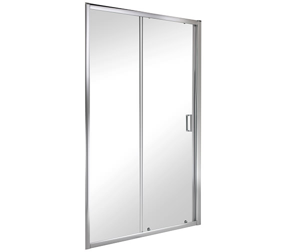 Twyford ES200 Sliding Shower Enclosure Door 1000mm - ES26500CP