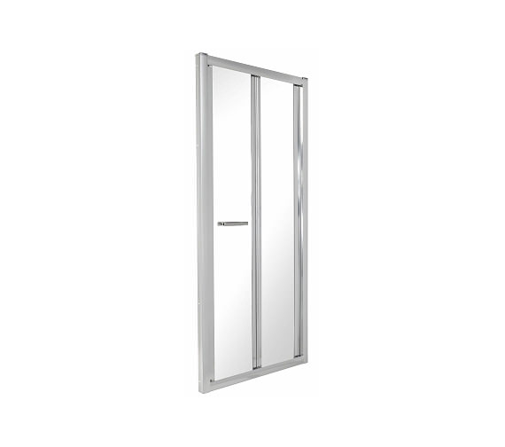 Twyford ES400 Premium-Quality Bi-Fold Shower Enclosure Door 800mm - ES44200CP
