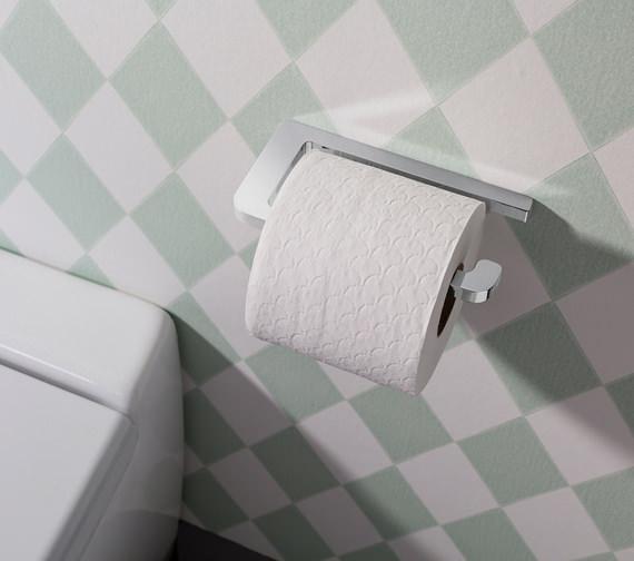 Crosswater Wisp Toilet Roll Holder - WP029C