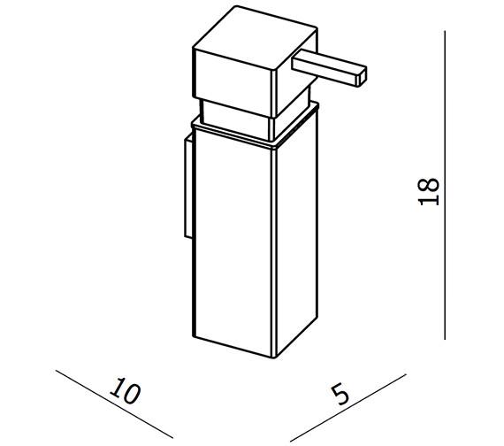 Technical drawing QS-V27556 / ZT011C