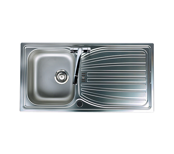 Astracast Alto 1.0 Bowl Stainless Steel Inset Sink