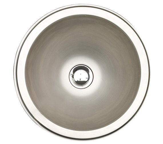 Astracast Orb 1.0 Bowl Brushed Stainless Steel Inset Sink