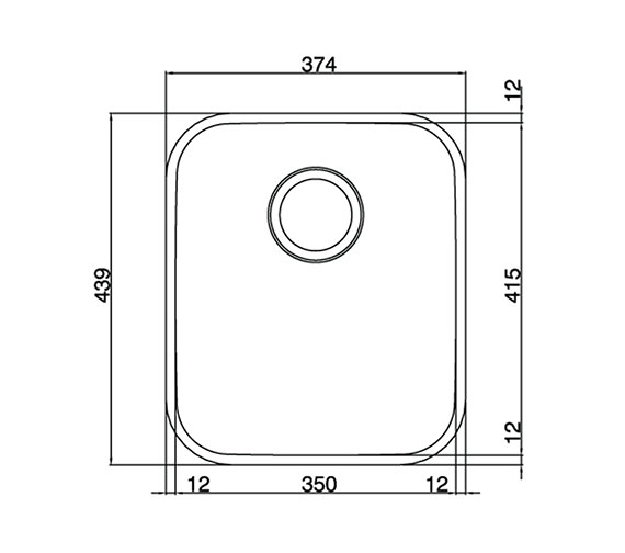 Technical drawing QS-V27657 / EDS1XXHOMESK