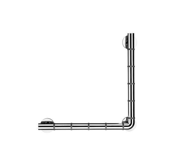Croydex Assistive Grab N Grip L-Shaped Grab Bar - AP531041