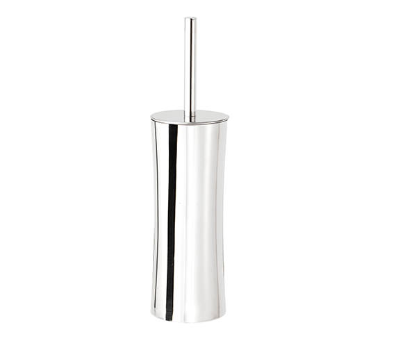 Croydex Modular Stainless Steel Toilet Brush And Holder