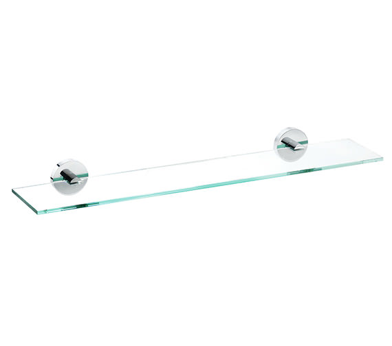 Croydex Professional Flexi-Fix Glass Shelf 590mm - QM581441