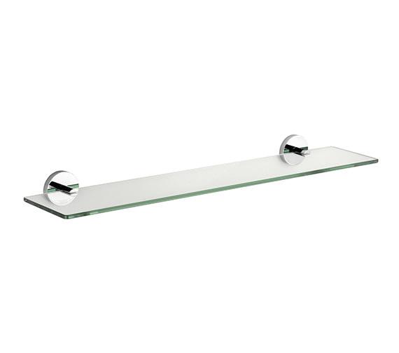 Croydex Pendle Flexi-Fix Glass Shelf 590mm - QM411441