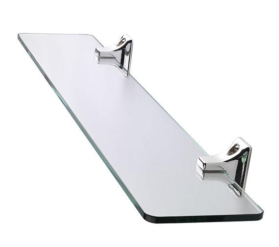 Croydex Sutton Glass Shelf 500mm - QM731441