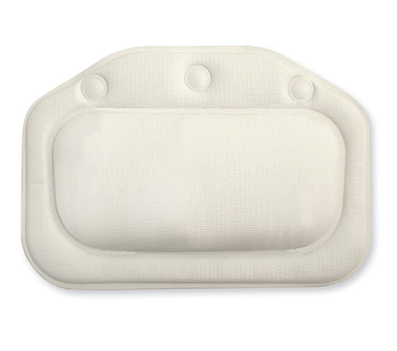 Croydex Standard Cushioned Bath Pillow - BG207022