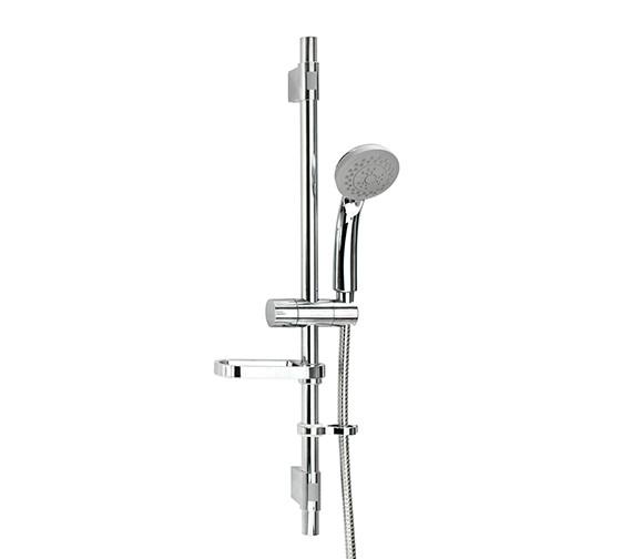 Croydex Trio Flexi-Fit Three Function Shower Set - AM158441