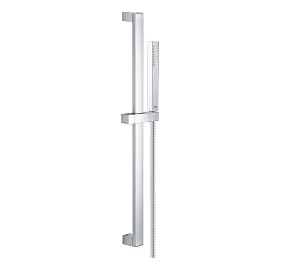 Grohe Euphoria Cube Plus Chrome Slide Rail Kit 600mm - 27891000