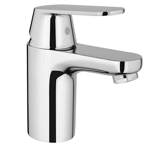 grohe eurosmart cosmopolitan single basin mixer tap with. Black Bedroom Furniture Sets. Home Design Ideas