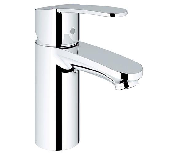 Grohe Eurostyle Cosmopolitan Chrome Mono Basin Mixer Tap Smooth Body