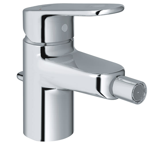 Grohe Europlus Monobloc Bidet Mixer Tap With Metal Lever - 33241002