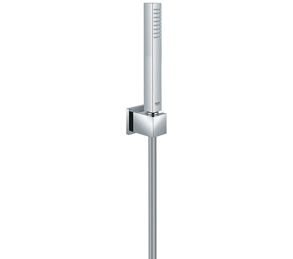 Grohe Euphoria Cube Wall Mounted Shower Handset And Holder - 27702000