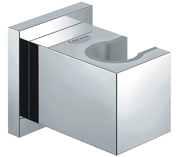 Grohe Euphoria Cube Wall Mounted Chrome Handset Holder - 27693000