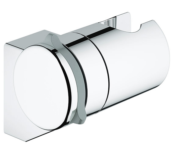 Grohe New Tempesta Wall Mounted Chrome Handset Holder - 27595000