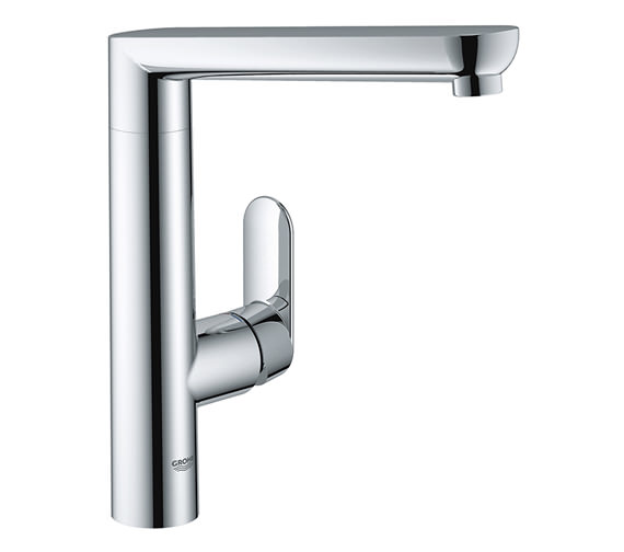 Grohe K7 Monobloc Chrome Kitchen Sink Mixer Tap