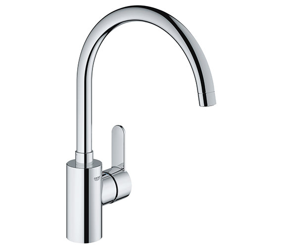 grohe eurostyle cosmopolitan high spout mono sink mixer tap. Black Bedroom Furniture Sets. Home Design Ideas