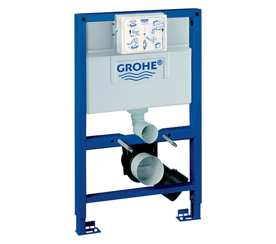Grohe Rapid SL WC Fixing Frame With Flush - 38526000