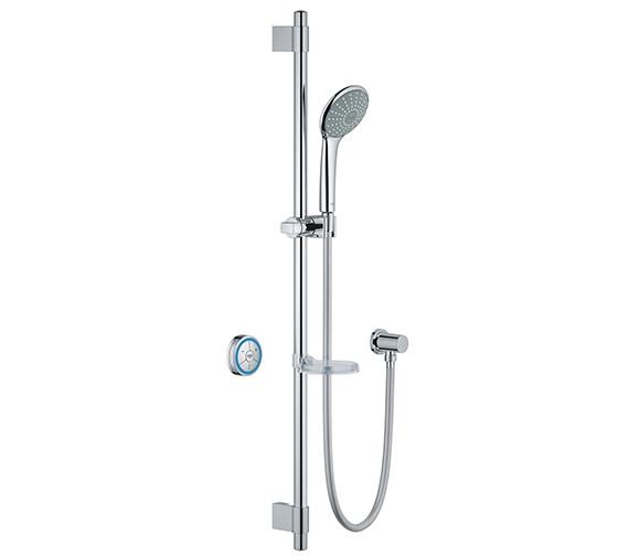 Grohe Euphoria F Digital BIV Shower Set Chrome - 36299000