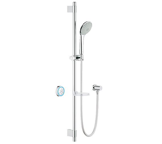 Grohe Euphoria F Digital Pumped BIV Shower Set - 36304000