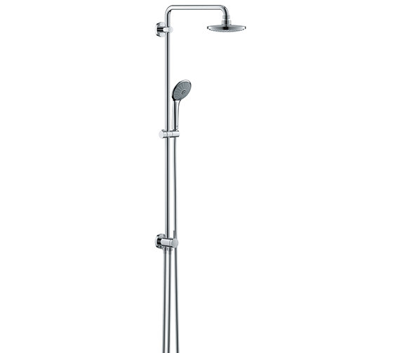 Grohe Euphoria Wall Mounted Shower System With Diverter - 27421001