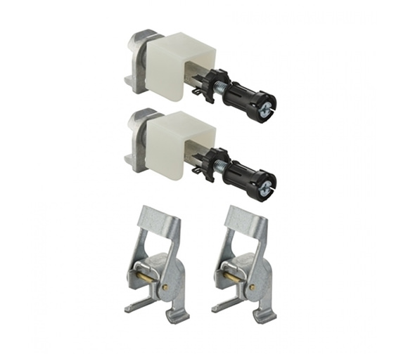 Geberit Pre-Wall Brackets For Duofix WC Frames - 111.844.00.1