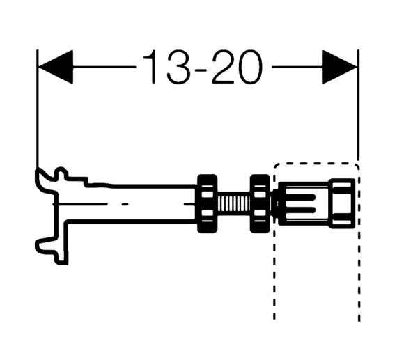 Technical drawing QS-V28806 / 111.844.00.1