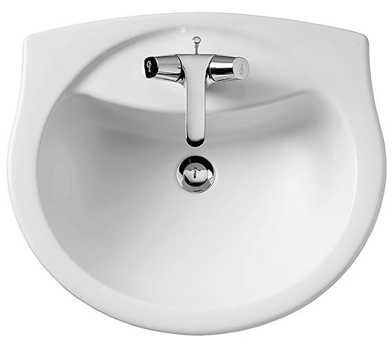 Ideal Standard Alto Countertop Washbasin 560mm - R410801