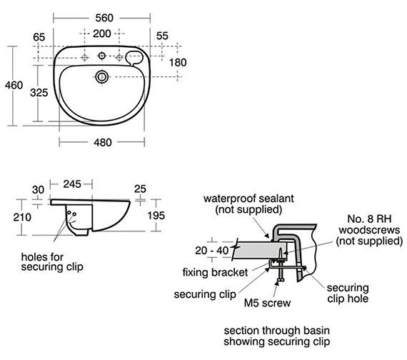 Technical drawing QS-V29386 / E200001