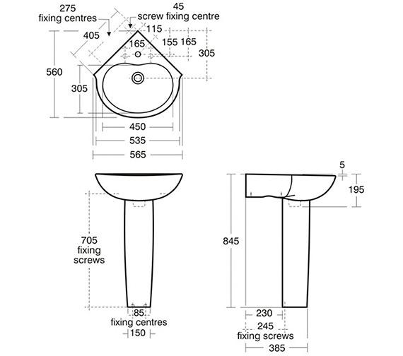 Technical drawing QS-V29396 / E716201