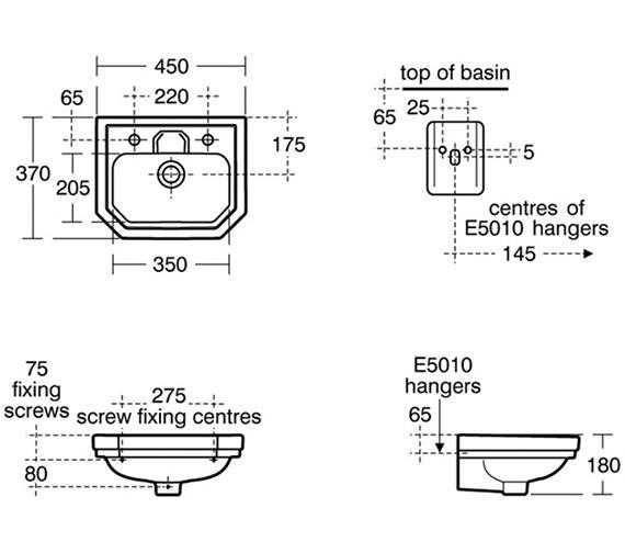 Technical drawing QS-V29409 / E381001