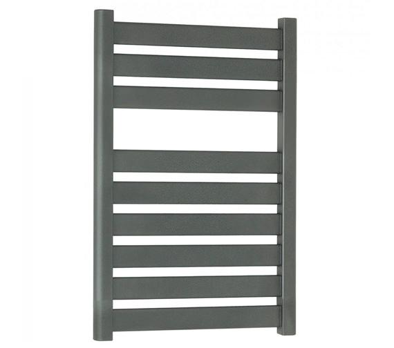 Crosswater Bauhaus Edge Flat Panel Designer Towel Rail - 500mm Wide