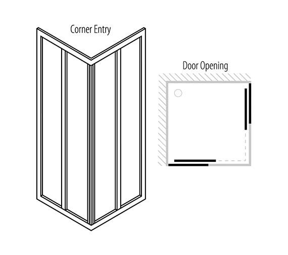 Technical drawing QS-V29741 / 7274