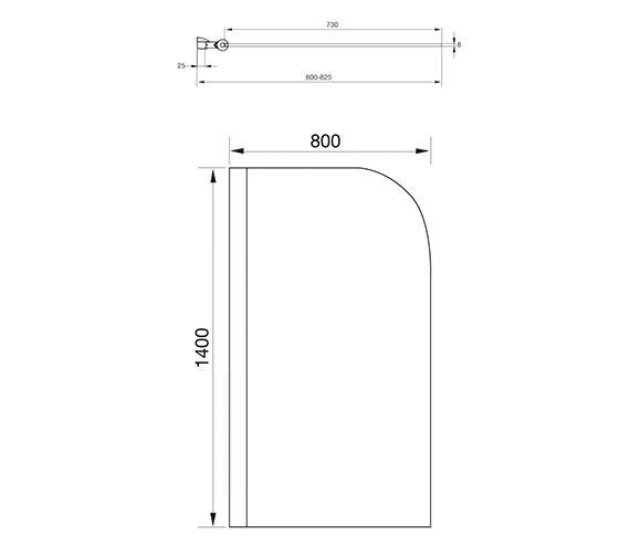 Technical drawing QS-V29796 / AQ6001
