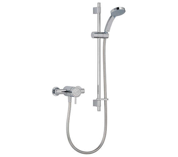 Mira Element Exposed Variable Mixer Shower 1.1656.001